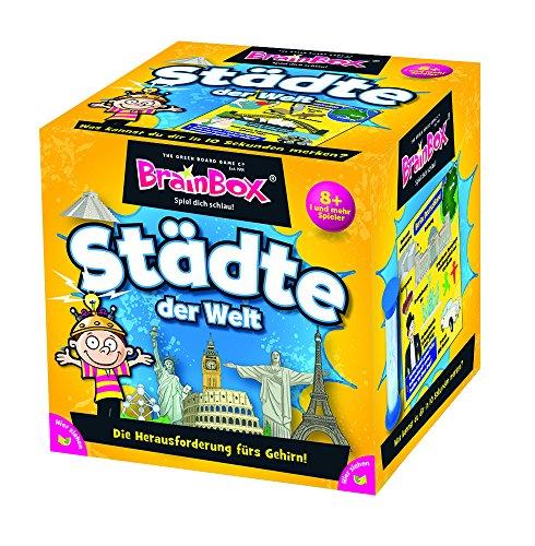 Unbekannt Brain  Box 94944 - Städte der Welt, Spiele und Puzzles