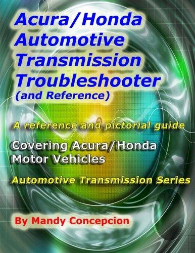 acura-honda-automotive-transmission-troubleshooter-and-reference-automotive-transmission-series-volu