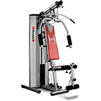 BH Fitness Nevada PRO Titanium G119AT - multi-station musculation - Tension maximale 100kg - Avec Cammes