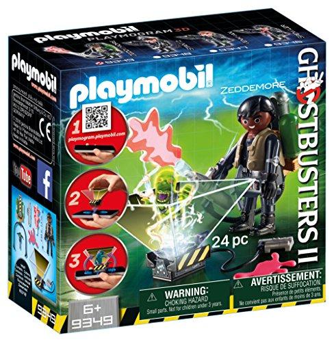 Playmobil Ghostbuster II Winston Zeddemore, 9349