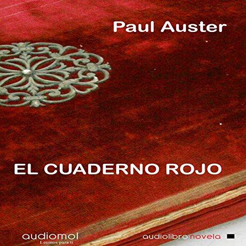 El cuaderno rojo [The Red Notebook]  Audiolibri