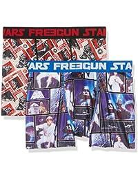 Star Wars Herren Boxershorts Starwars Freegun Boxer Pack X2, 2