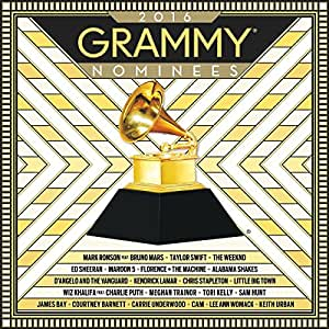 2016 Grammy Nominees / Various