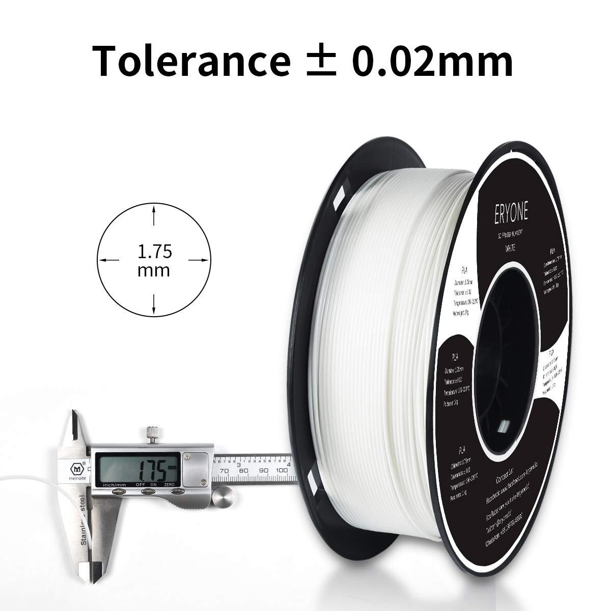 Filament Pla 1.75mm Eryone Pla Filament 1.75mm Imprimante 3d Filament Pla Pou... Computers/tablets & Networking