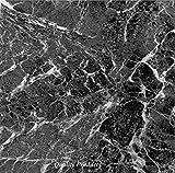 Piastrelle per pavimento in vinile adesive per bagno cucina effetto marmo x44