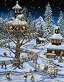 Weihnachten im Wald Adventskalender
