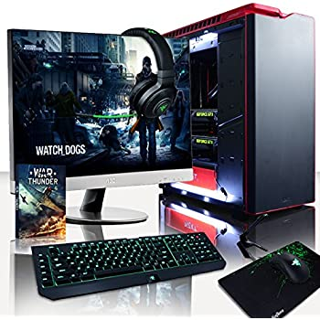 Vibox Legend 9 Gaming PC Ordenador de sobremesa con 2 Juegos Gratis, Win 10 Pro, 27