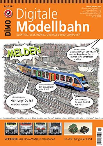 Digitale Modellbahn - Melden - Elektrik, Elektronik, Digitales und Computer - 2-2018