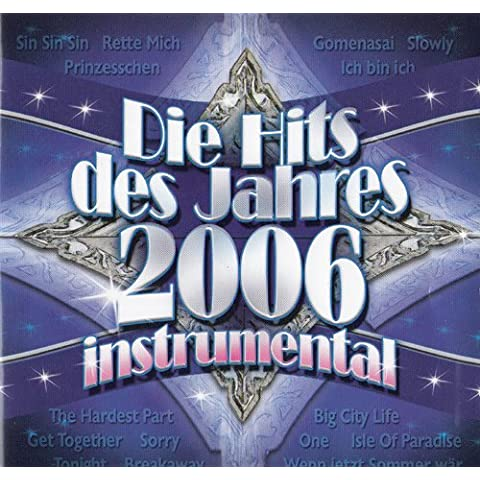 Instrumental Hits (Karaoke, Presentations, Movie Soundtrack) (Compilation CD, 40 Tracks)