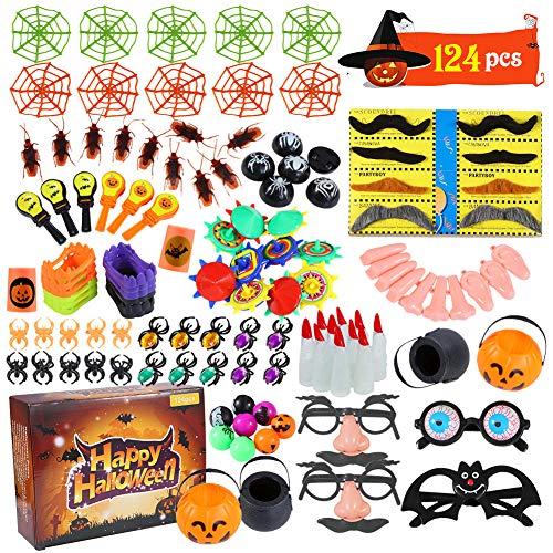 - Halloween Goodie Bags