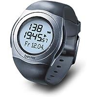 Beurer PM 25 Cardiofrequenzimetro per Principianti e Atleti Amatoriali, Grigio
