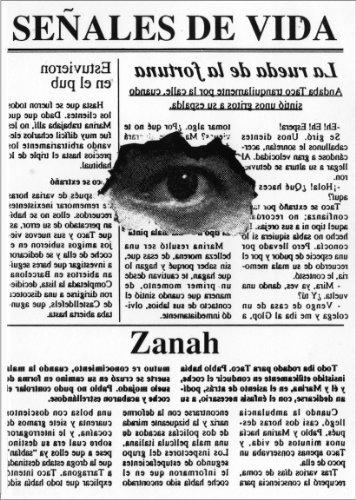 Señales de Vida por Zanah