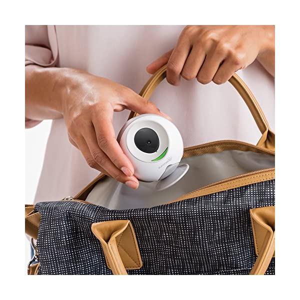 Summer Infant Liv Cam Baby Monitor Camera Summer Infant Free app with simple sync technology Stream live video audio directly to your smart phone or tablet without the need for wife or cellular service. Compatible with ios and android digital devices 3
