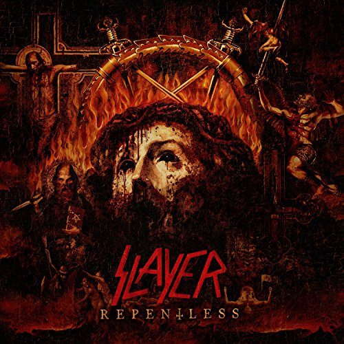 Repentless Box Set (Picture Disc Vinyl LP, With Blu-Ray, With DVD, (Heavy Metal Box)