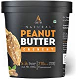 AS-IT-IS Nutrition Peanut Butter Crunchy (Natural and Unsweetened) 1 Kg