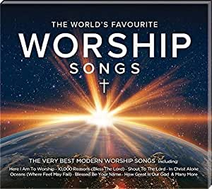 The World\'s Favourite Worship Songs: Amazon.co.uk: Music