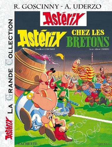 Ast??rix La Grande Collection - Ast??rix chez les bretons - n??8 (Asterix La Grande Collection) (French Edition) by Rene Goscinny, Albert Urdezo (2010) Hardcover