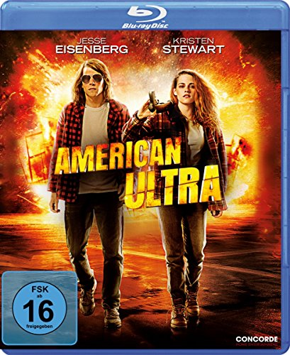 Bild von American Ultra [Blu-ray]