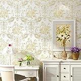 Longless Wallpaper, vert, tissu, papier peint, 3D, salle de séjour, chambre à coucher, télévision, l'arrière-plan, papier peint, 10*0.53M