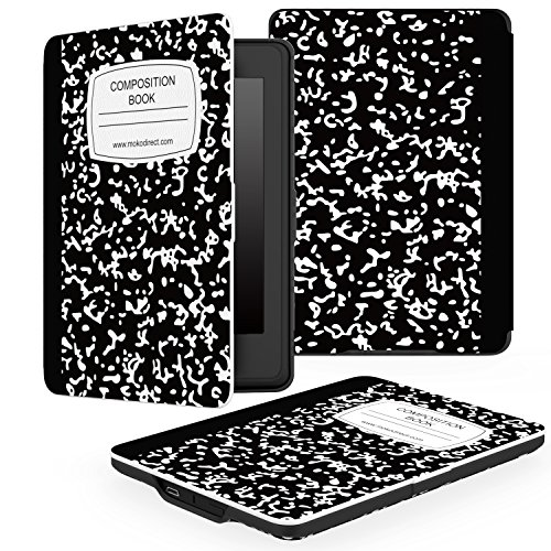 MoKo Kindle Paperwhite Hülle - Ultra Leightweight Schutzhülle Smart Cover mit auto...