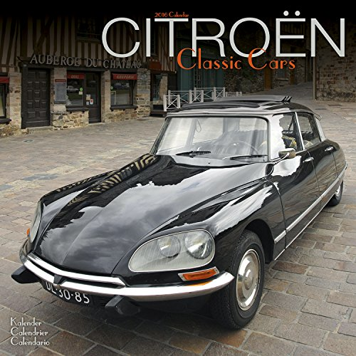 citroen-classic-cars-2016-wall-calendar