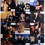 Familia Addams Valores vestíbulo Tarjetas X119x 12en. Francés–1991–Barry sonnefeld, Christina Ricci