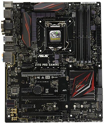 Z170 PRO GAMING Hochwertiges, funktionsreiches Mainboard Z170 ATX mit optimierter Performance