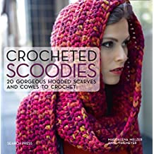 Crocheted Scoodies (English Edition)