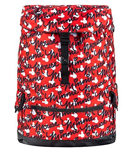 Daypack Rucksack mit dem Laptopfach für Jugendlichen - Schulrucksack für Jungen und Mädchen Teenager - Geräumiger Rucksack für Damen und Herren von Baagl (Minnie)