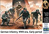 Master Box MB35177 - Figuren German Infantry,WWII Early Period