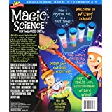 POOF-Slinky 0SA247 Scientific Explorer Magic Science for Wizards Only Kit, 10-Activities bébé, nourrisson, enfant, jouet