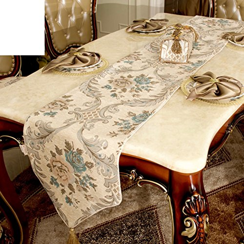 european-style-lusso-panno-table-runnerarte-e-cibo-occidentale-lungo-tavolo-panno-tovagliacoffee-tab