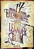 '17 Erkenntnisse über Leander Blum' von 'Irmgard Kramer'