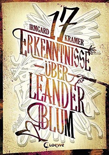 Buchseite und Rezensionen zu '17 Erkenntnisse über Leander Blum' von Irmgard Kramer