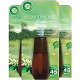 Airwick Air Wick Essential Mist navulverpakking 20 ml, oranjebloesem & limoen, 3 stuks