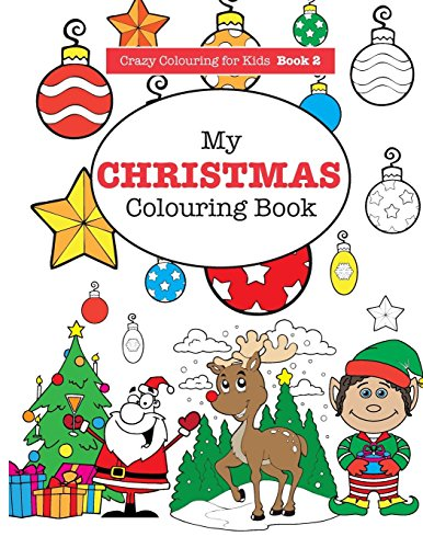 My Christmas Colouring Book par Elizabeth James