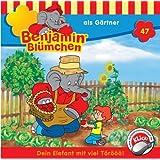 Benjamin Blümchen 47: ... als Gärtner