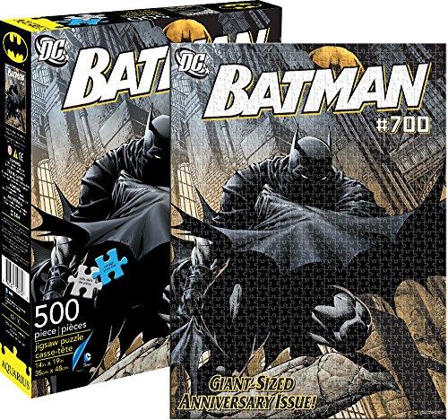 Batman #700 Anniversary Issue 500 rompecabezas pieza del puzzle 480mm x 350mm (nm)