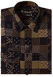 Hancock Men's Formal Shirt (3368_38_Navy...