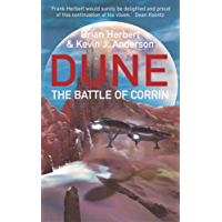 The Battle Of Corrin: Legends of Dune 3 (English Edition)