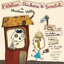 L'Atelier Stickers & Scratch (nouvelle édition)