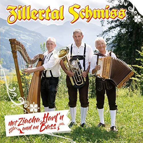 Mit Ziacha, Harf'n und an Bass