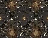 A.S. Creation 77604,6–2,5cm Spot 7,6cm Collection–Papier Peint Intissé Multicolore