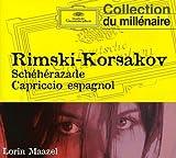Rimsky-Korsakov : Schéhérazade - Capriccio espagnol