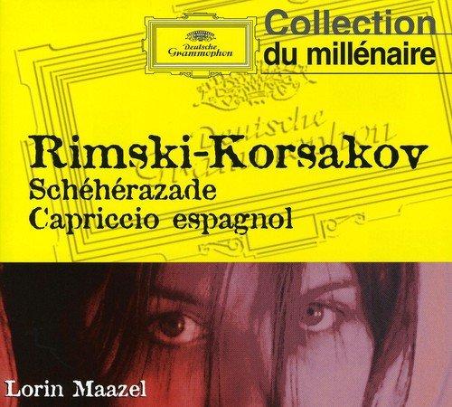 RIMSKI-KORSAKOV - Schéhérazade - Capriccio espagnol