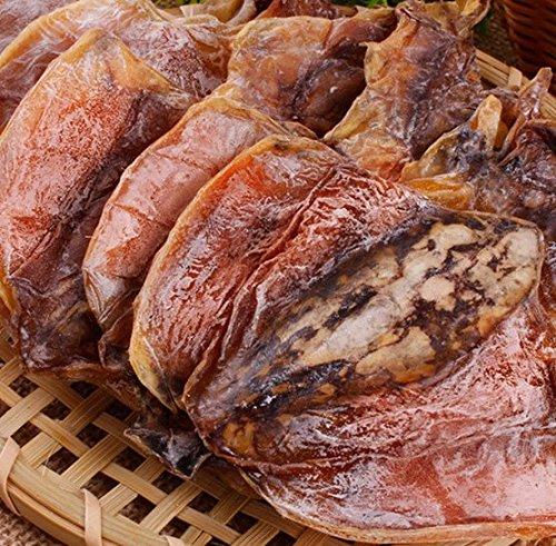 fruits de mer séchés de grande taille seiche 1700 g de mer de Chine méridionale Nanhai