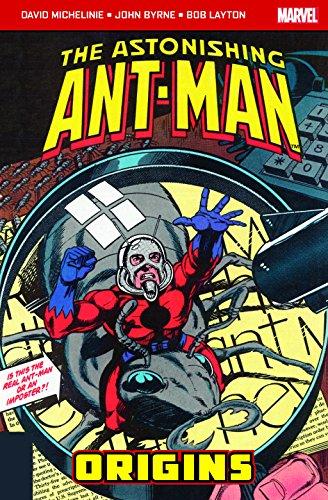 The Astonishing Ant-Man: Origins (Marvel Pocketbooks)