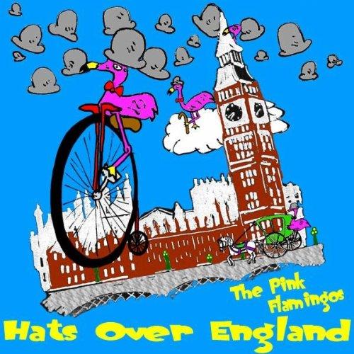 Hats Over England (Flamingo Hats)