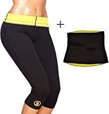 Sunshine Combo Hot Shaper slimming Belt And Hot Shaper Pants For man & Women