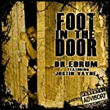 Foot in the Door by Dr. Edrum (2014-03-01j